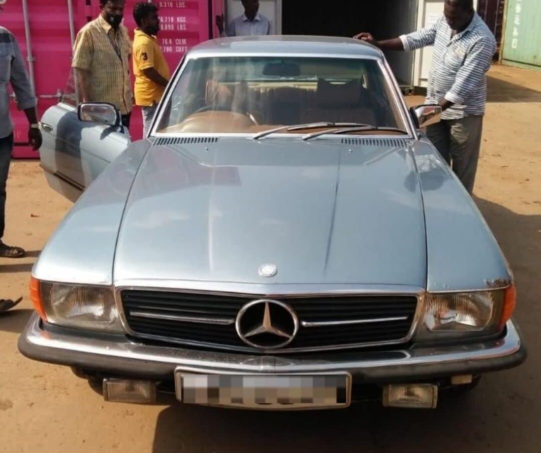 Vintage Car STP